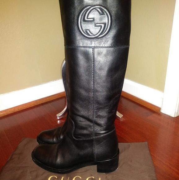 926e7e58bbb9 Gucci Shoes - ❤ GUCCI SOHO BOOTS ❤